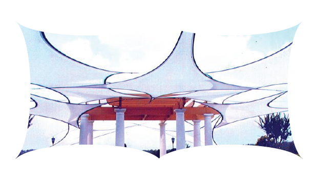 ceiling stretch shape designs